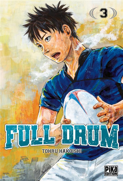 Couverture Full drum tome 3