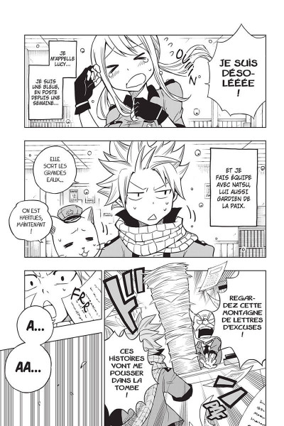 Page 9 Fairy tail - city hero tome 1