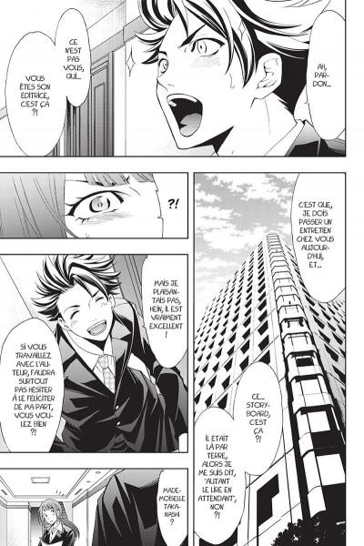 Page 7 Hitman - les coulisses du manga tome 1