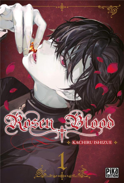 Couverture Rosen blood tome 1