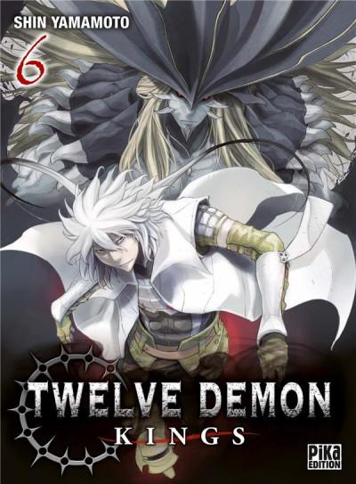 Couverture Twelve demon kings tome 6