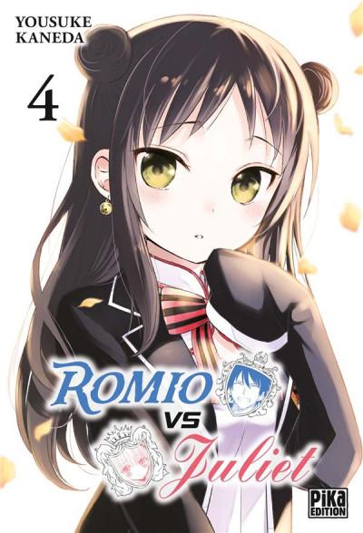 Couverture Romio VS Juliet tome 4