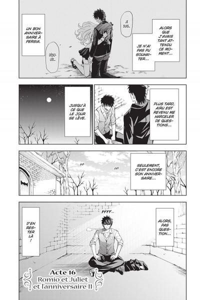 Page 5 Romio VS Juliet tome 4