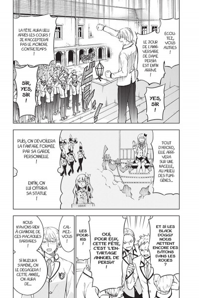 Page 6 Romio VS Juliet tome 4