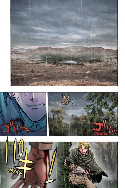 Page 1 L'attaque des titans - before the fall tome 17
