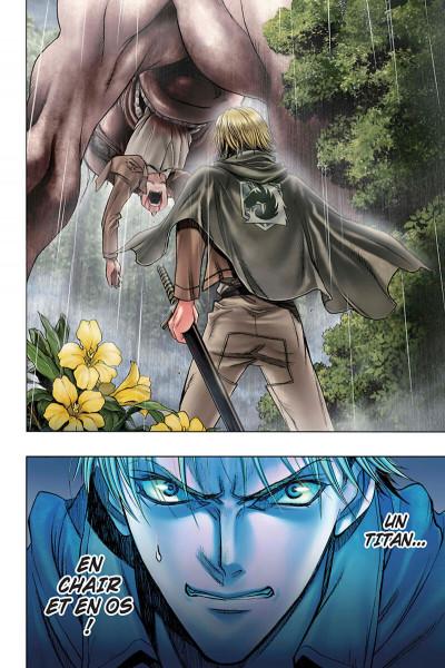 Page 4 L'attaque des titans - before the fall tome 17