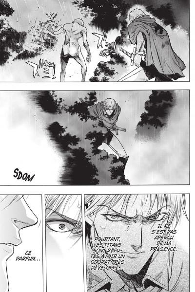Page 9 L'attaque des titans - before the fall tome 17