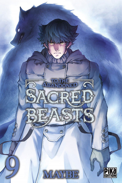 Couverture To the abandoned sacred beasts tome 9