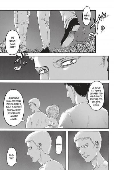 Page 7 L'attaque des titans - édition colossale tome 9