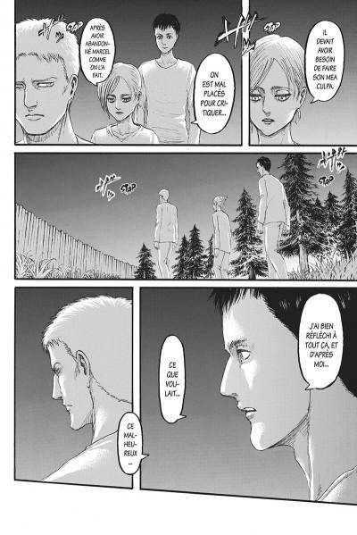 Page 8 L'attaque des titans - édition colossale tome 9