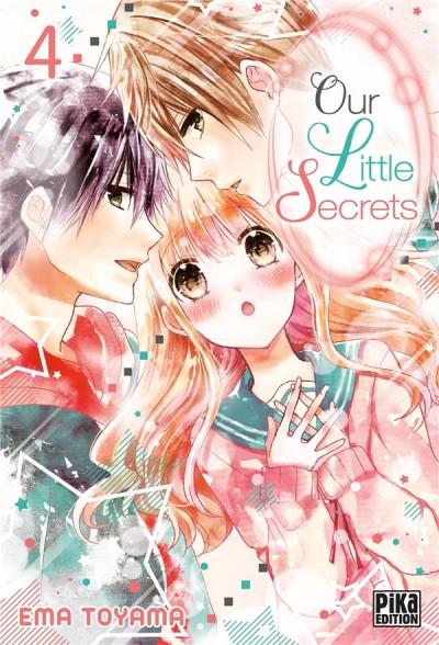 Couverture Our little secrets tome 4