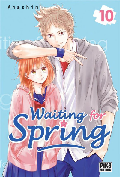 Couverture Waiting for spring tome 10
