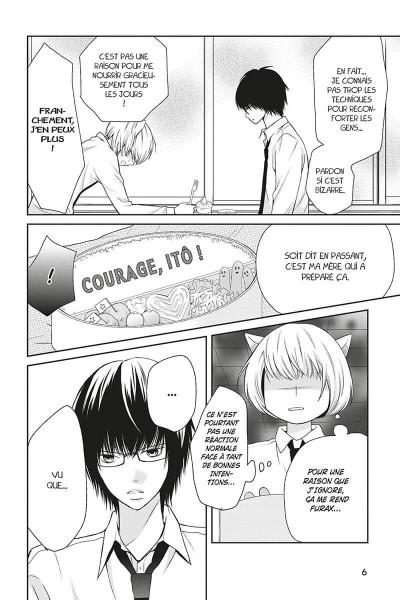 Page 6 Real girl tome 7