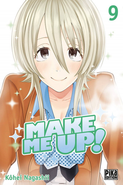 Couverture Make me up ! tome 9