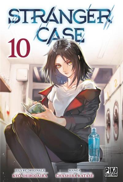 Couverture Stranger case tome 10