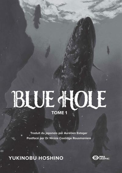 Page 1 Blue hole tome 1