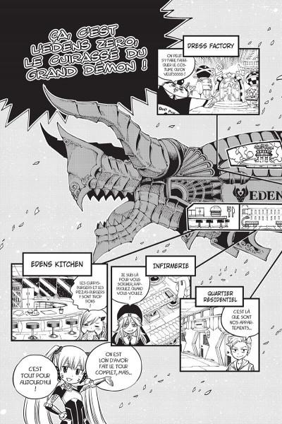 Page 5 Edens zero tome 6