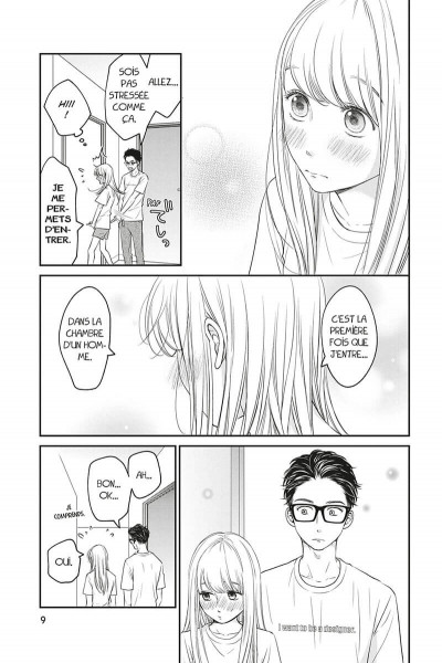 Page 9 Mon coloc' d'enfer tome 4