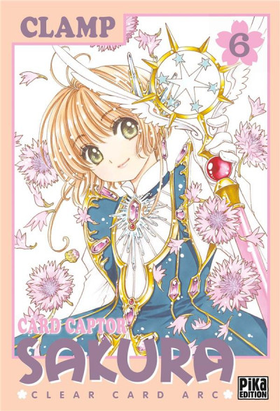 Couverture Card captor Sakura - clear card arc tome 6