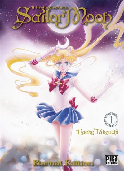 Couverture Sailor Moon - eternal édition tome 1