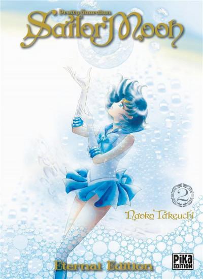 Couverture Sailor moon - eternal édition tome 2