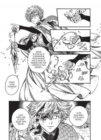 Page 5 L'atelier des sorciers tome 5