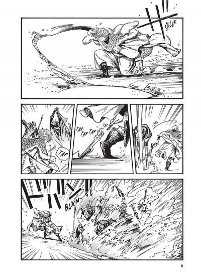 Page 6 L'atelier des sorciers tome 5