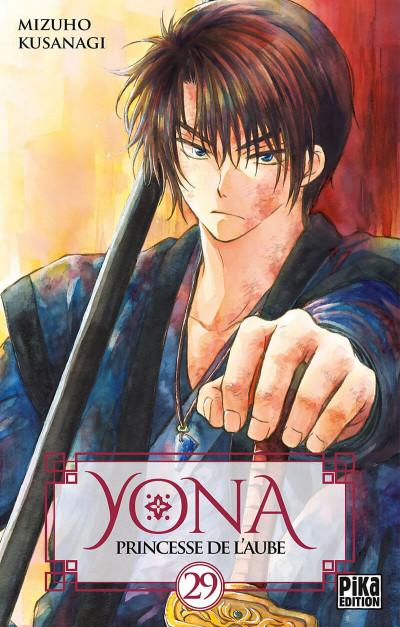 Couverture Yona, princesse de l'aube tome 29