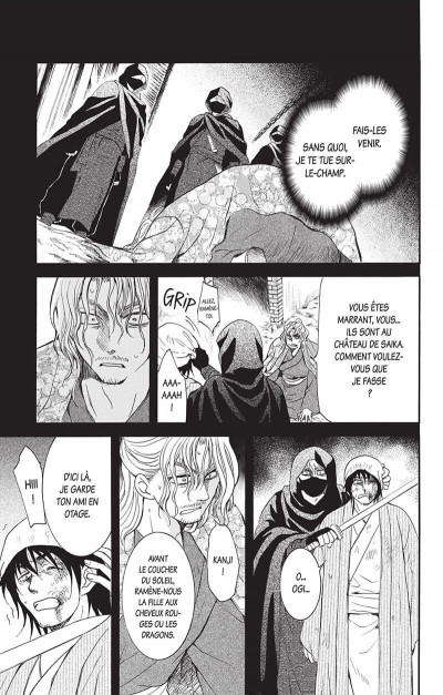 Page 7 Yona, princesse de l'aube tome 29