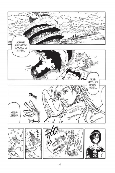 Page 4 Seven deadly sins tome 36