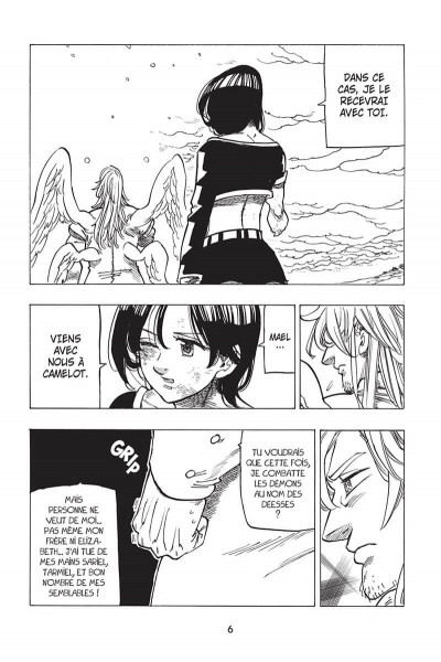 Page 6 Seven deadly sins tome 36