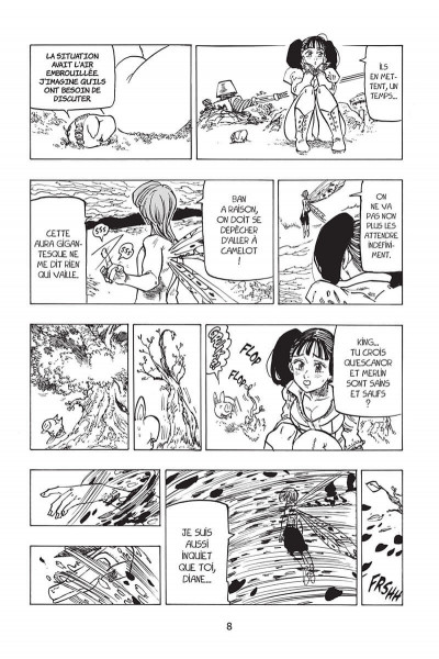Page 8 Seven deadly sins tome 36