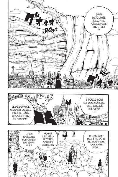 Page 8 Fairy tail - 100 years quest tome 4