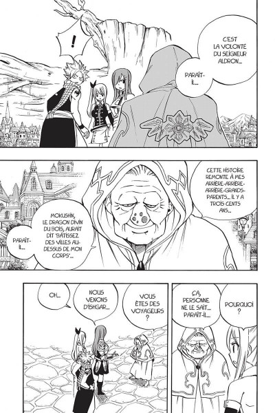 Page 9 Fairy tail - 100 years quest tome 4