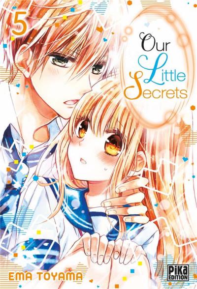 Couverture Our little secrets tome 5