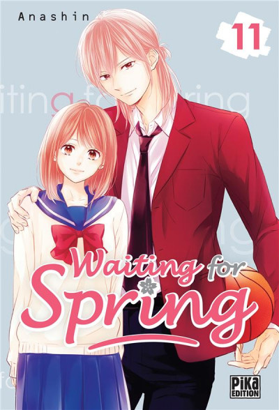 Couverture Waiting for spring tome 11