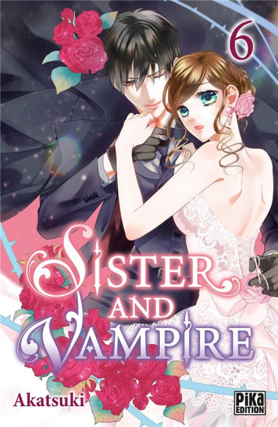 Couverture Sister and vampire tome 6