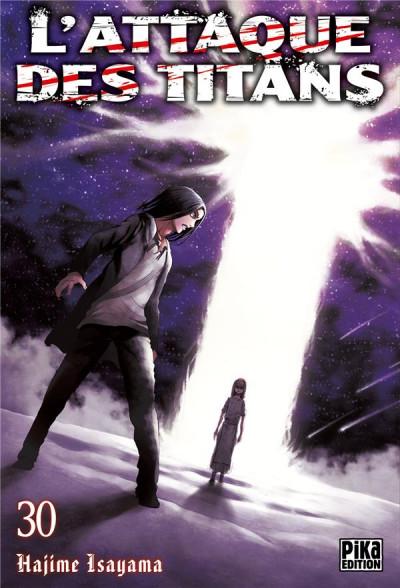 Couverture L'attaque des titans tome 30