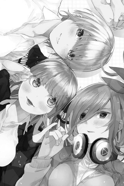 Page 5 The quintessential quintuplets tome 1