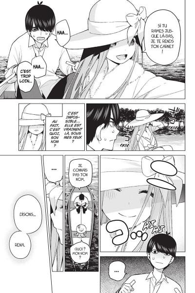 Page 9 The quintessential quintuplets tome 6