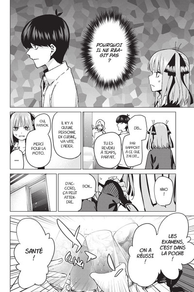 Page 6 The quintessential quintuplets tome 8