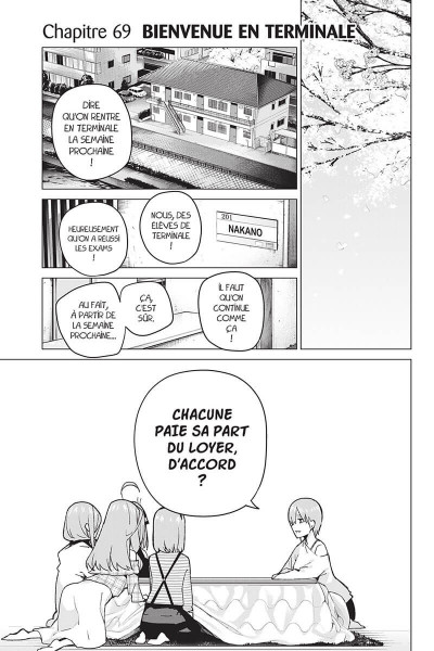 Page 9 The quintessential quintuplets tome 9
