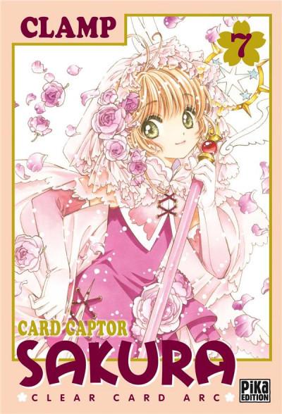 Couverture Card captor Sakura - clear card arc tome 7