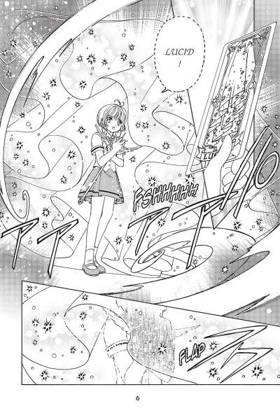 Page 6 Card captor Sakura - clear card arc tome 7