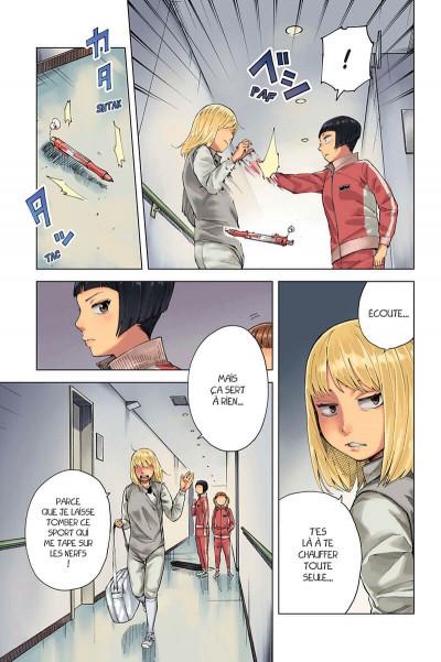Page 3 En garde ! tome 2