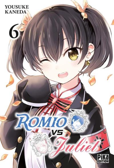 Couverture Romio vs Juliet tome 6