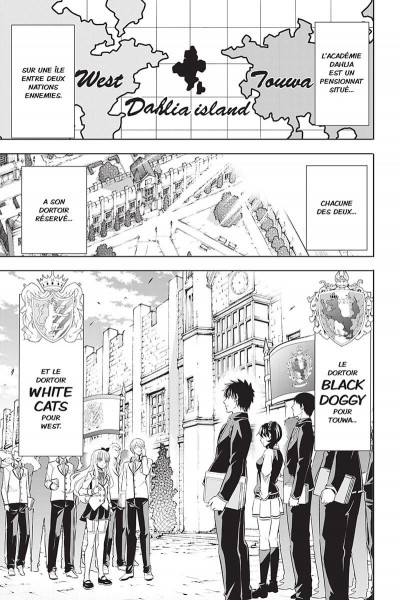 Page 9 Romio vs Juliet tome 6
