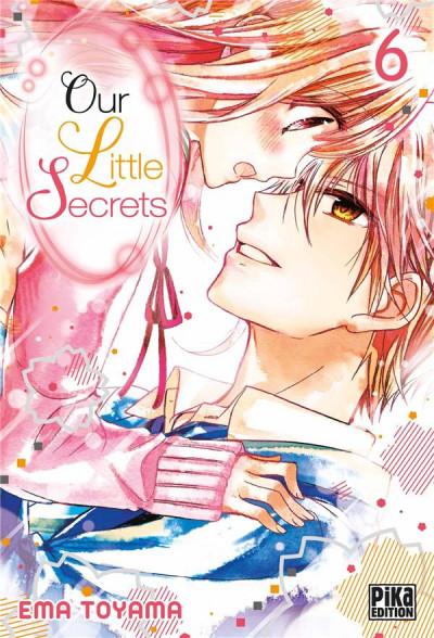 Couverture Our little secrets tome 6