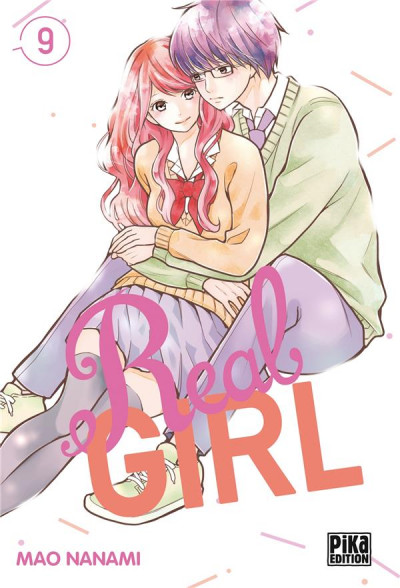 Couverture Real girl tome 9