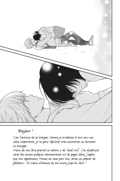 Page 5 Real girl tome 9